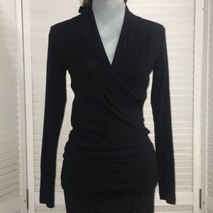 Cabi Wrap Top Ex Small Excellent condition